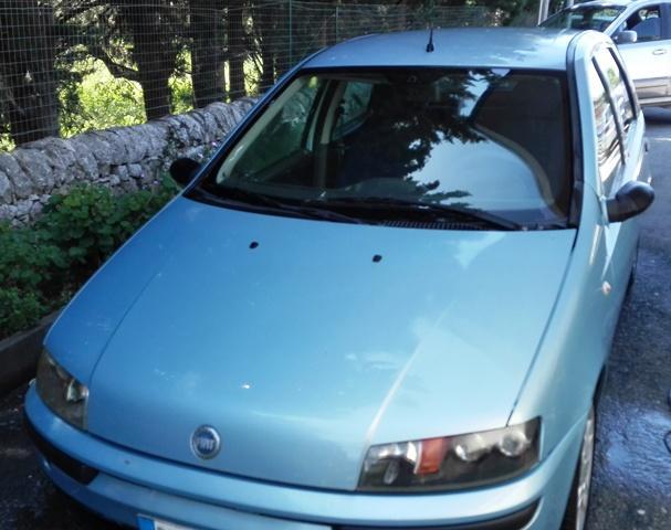 Fiat Punto usata 1.9 JTD 5p. ELX Rif. 10189746