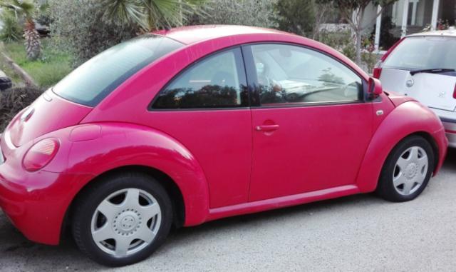 Volkswagen New Beetle usata TDI Rif. 10189708