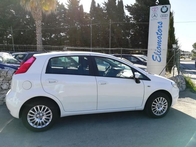 Fiat Punto usata 1.3 MJT II 75 CV 5p. Young Rif. 10189696