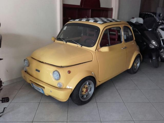 Fiat 500 usata Rif. 10183179