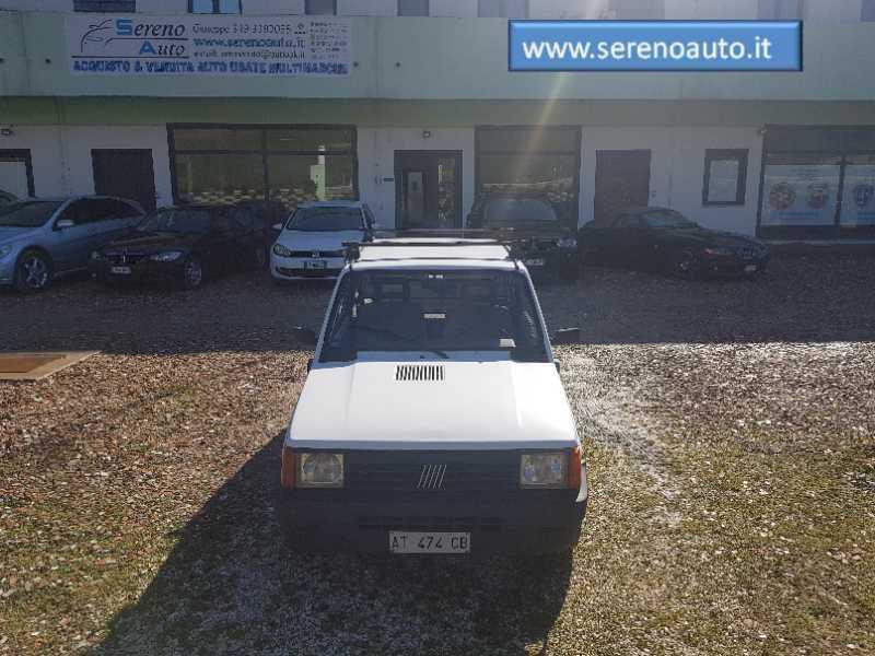 Fiat Panda usata a benzina Rif. 4736583