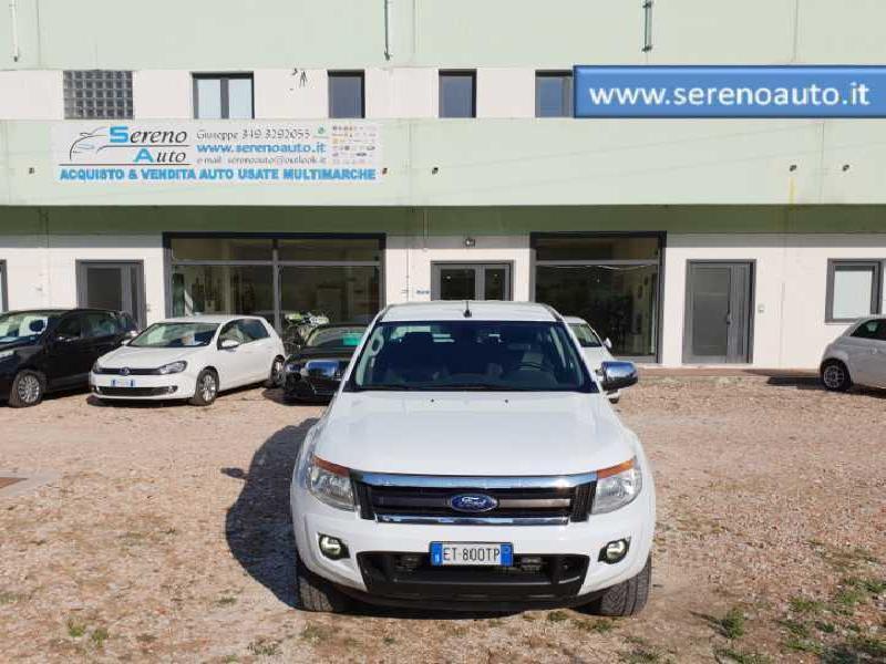 Ford Ranger usata 2.2 TDCi Doppia Cabina XLT 5pt. diesel Rif. 7380144
