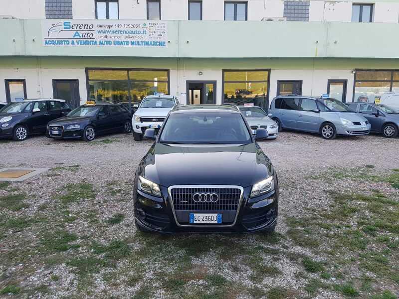 Audi Q5 usata 2.0 TDI F.AP. quattro Rif. 10190278