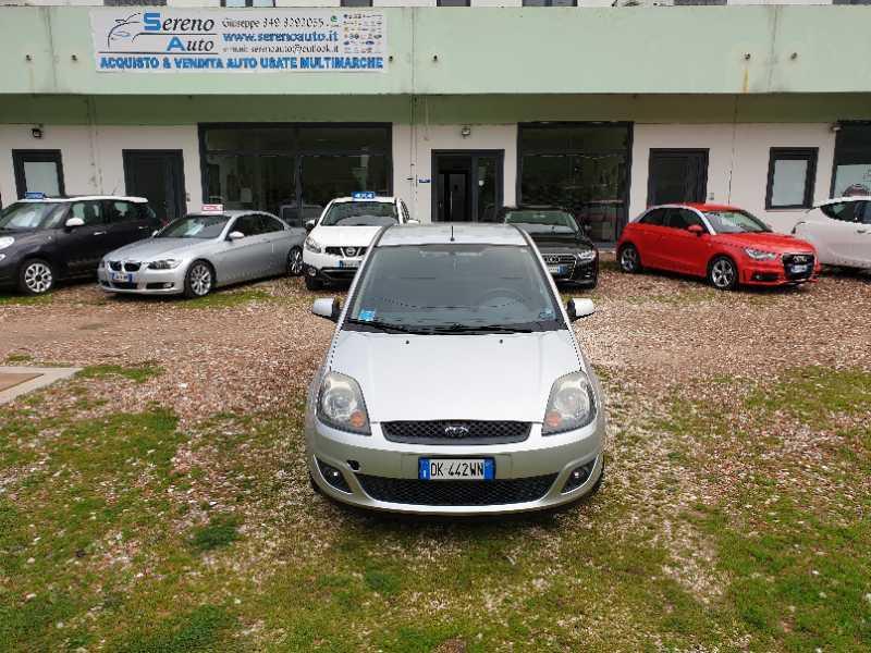 Ford Fiesta usata 1.4 TDCi 70CV 5p. Titanium.Bs. Rif. 10190301
