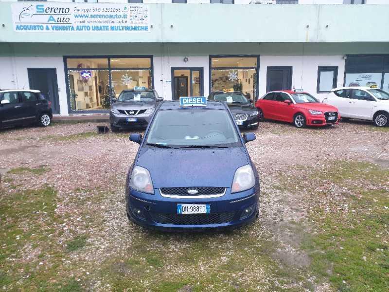 Ford Fiesta usata 1.4 TDCi 5p. Rif. 10190359