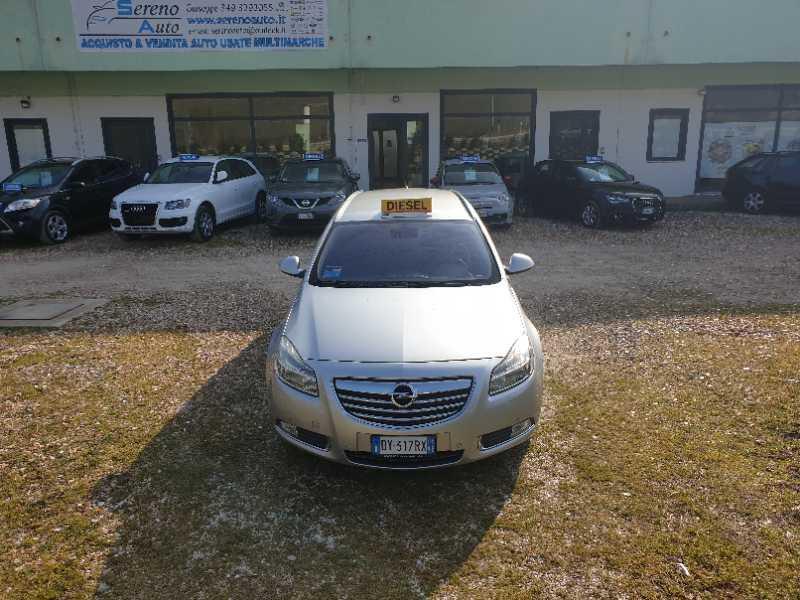 Opel Insignia usata 2.0 CDTI 130CV 4p. aut. Cosmo Rif. 10190265