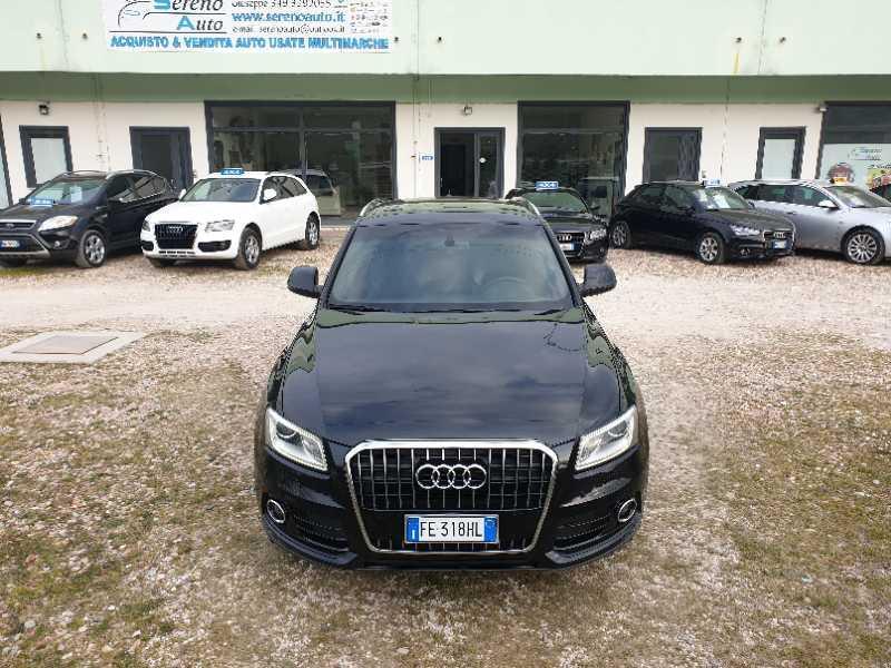 Audi Q5 usata 2.0 TDI 143 CV Advanced Plus Rif. 10190378
