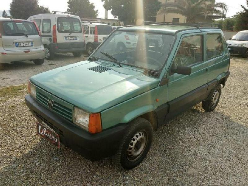Fiat Panda 1100 I.e. 4X4 Country Club