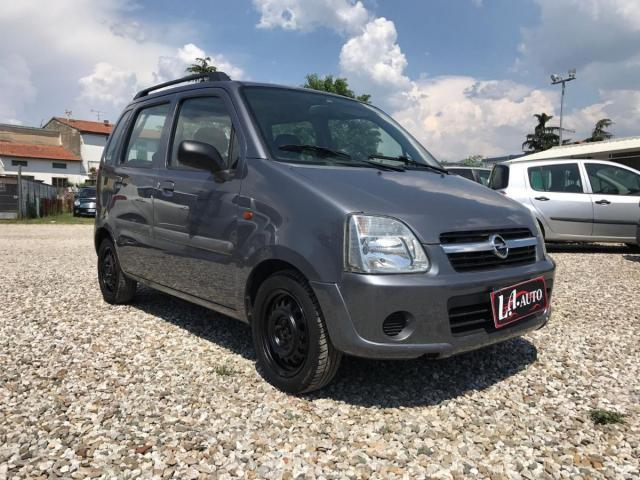 Opel Agila 1.2 16V Club
