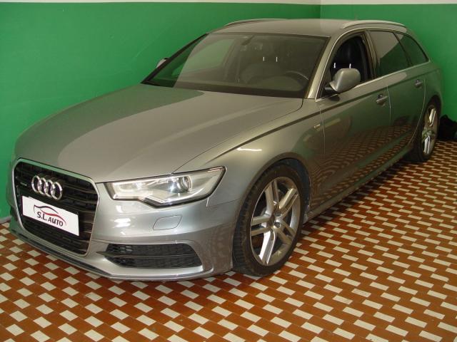 Audi usata 3.0 TDI 313CV quattro tiptronic Advanced Rif. 11023072