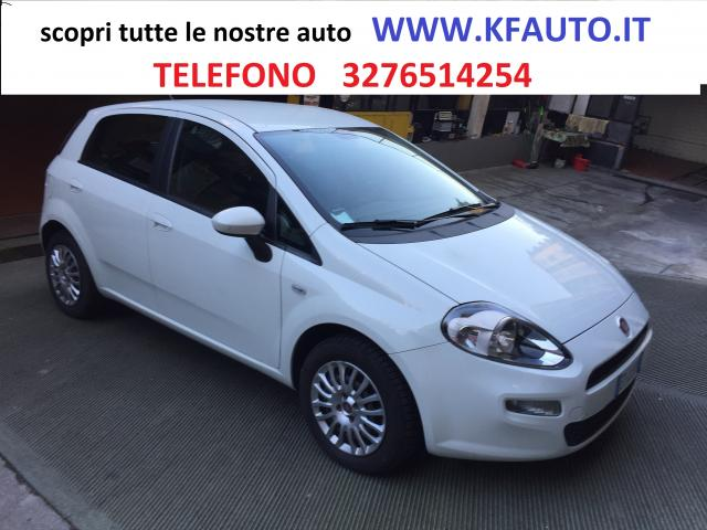 Fiat Grande Punto usata 1.3 MJT 75 CV 5p. Fun Rif. 10183644