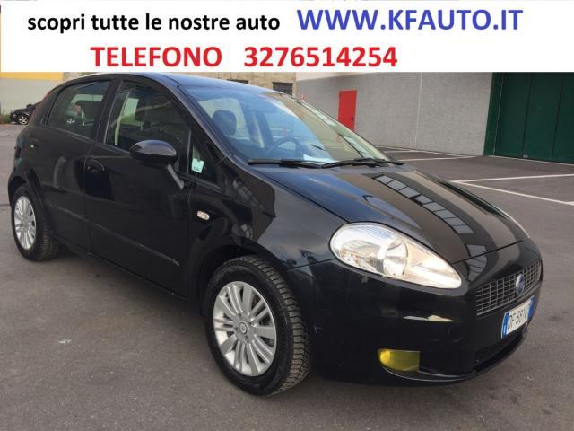 Fiat Grande Punto usata 1.3 MJT 90 CV 5 porte Sport Rif. 11015895