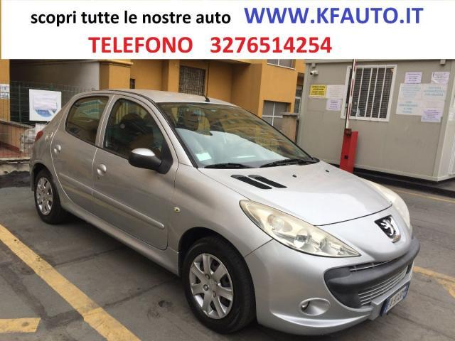 Peugeot 206 usata 1.1 60CV 5p. Trendy ECO GPL Rif. 12219740