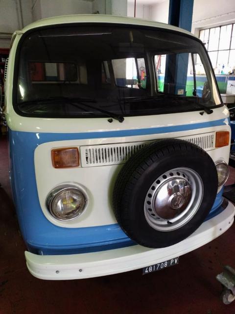 Volkswagen Transporter usata Rif. 11268283