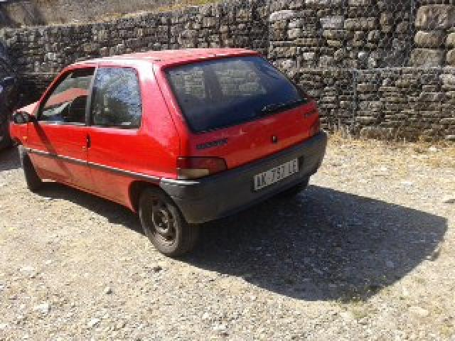 Peugeot 106 usata cat 3 porte Open a benzina Rif. 4742691