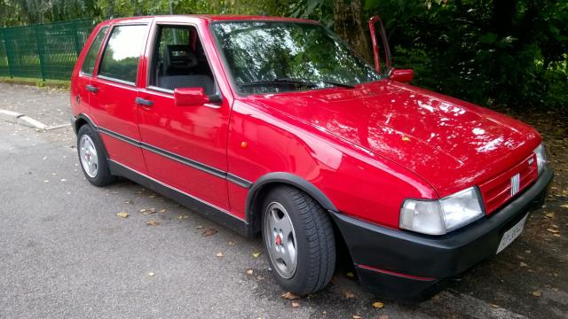 Fiat Uno usata 70 turbodiesel 5 porte Eco Rif. 10187115