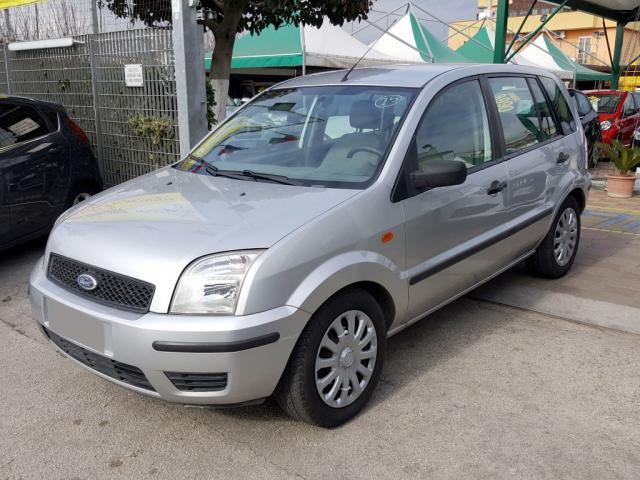 FORD Fusion 1.4 TDCi 5p.
