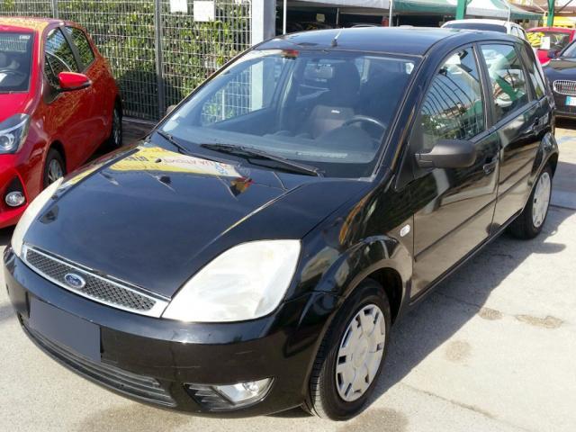 Ford Fiesta usata 1.4 TDCi 5p. Zetec diesel Rif. 4748280