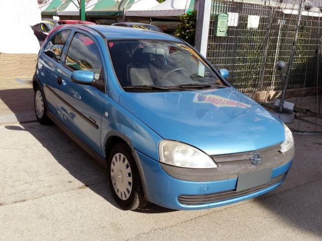 Opel Corsa usata 1.2i 16V 3 porte Comfort a benzina Rif. 4748285
