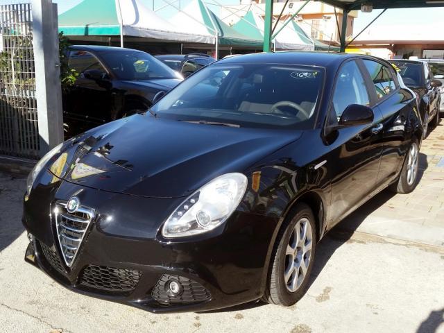Alfa Romeo Giulietta usata 1.4 Turbo Distinctive a metano Rif. 4748099