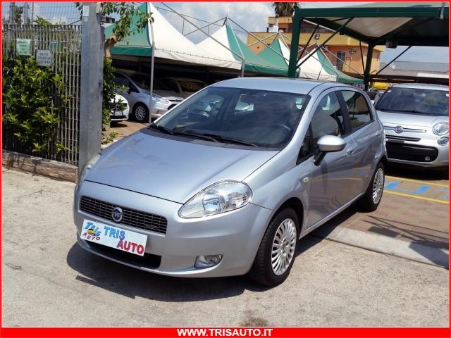 Fiat Grande Punto usata 1.3 MJT 75 CV 5p. Dynamic Rif. 10189276