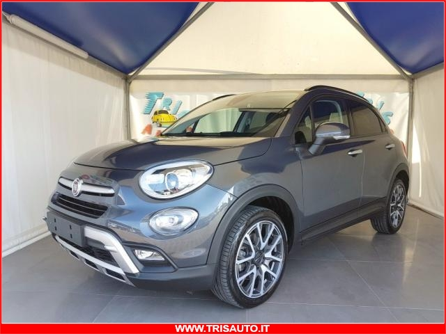 Fiat 500 X 1.6 MJT CROSS PLUS (NAVI-PELLE-FARI LED BI-XENO)