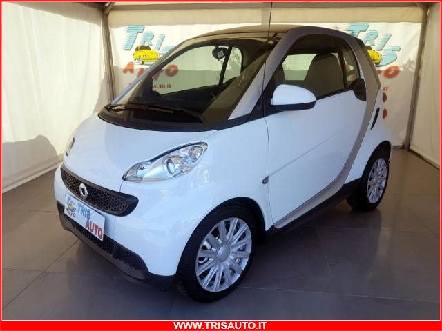 Smart Fortwo usata 1000 45 kW MHD coupé pure Rif. 11377120