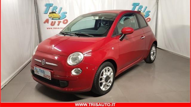 Fiat 500 1.2 Lounge (PELLE)