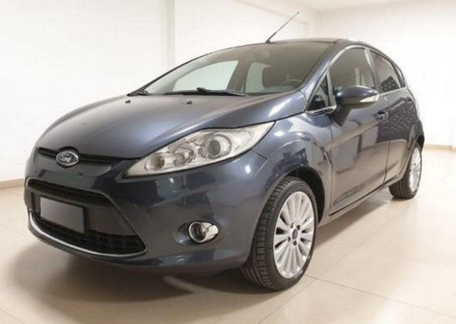 Ford Fiesta usata 1.2 16V 82CV 5p. Titanium Rif. 11823039